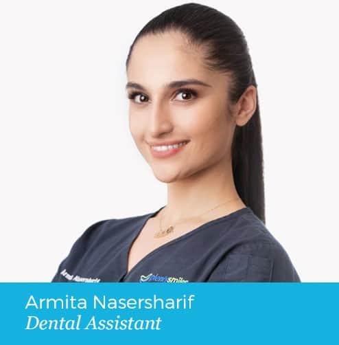 Armita Nasersharif Dental Assistant Photo