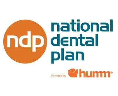 National Dental Plan powered by humm Logo