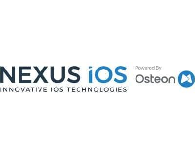 Nexus IOS powered by Osteon Logo