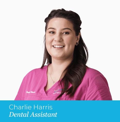 Charlie Harris Dental Assistant Photo